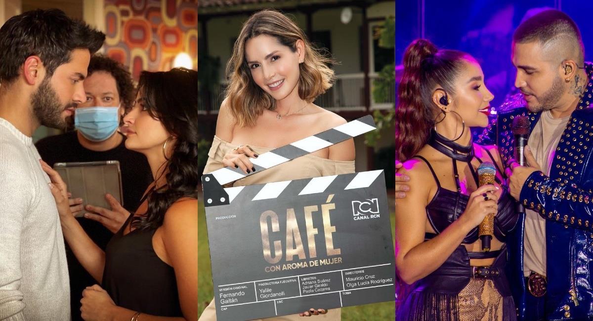 Llegan nuevas producciones a RCN en el 2021. Foto: Instagram @canalrcn.