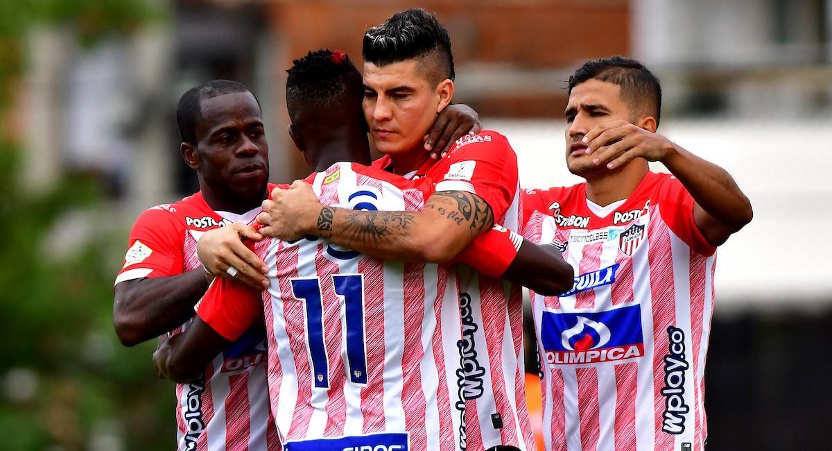 Sigue EN VIVO Coquimbo vs. Junior por Copa Sudamericana. Foto: Twitter @JuniorClubSA