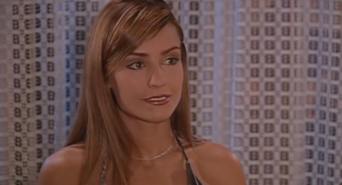 La actriz luce más radiante que nunca. Foto: Youtube Cortonovelas Tv.