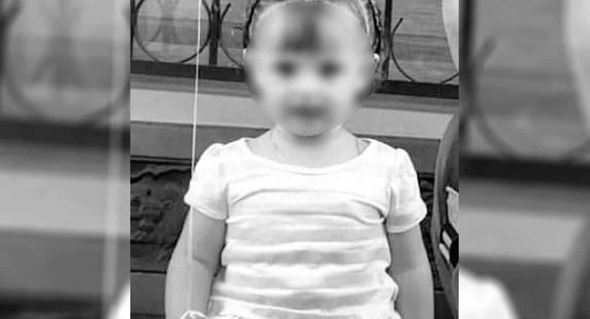 La pequeña había sido reportada como desaparecida el pasado 17 de diciembre. Foto: Twitter / @DdhhMesa