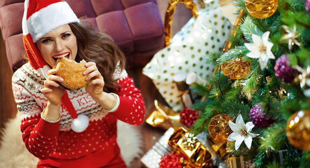 7 increíbles trucos para no perder la figura en Navidad. Foto: Shutterstock