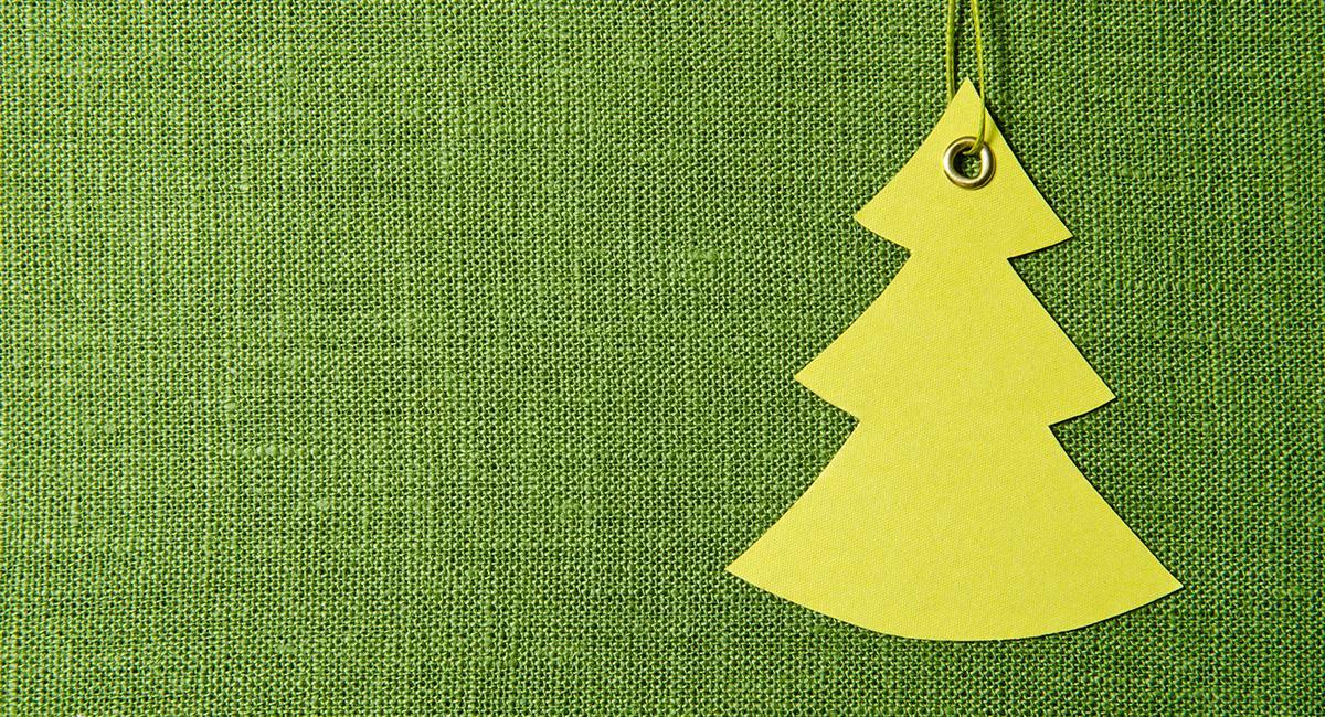 6 trucos para tener una Navidad mucho más amigable con el medio ambiente. Foto: Shutterstock