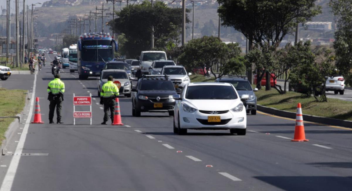 La vialidad estará disponible por 24 horas continúas a doble 'carril'. Foto: Twitter @Orozco_angela