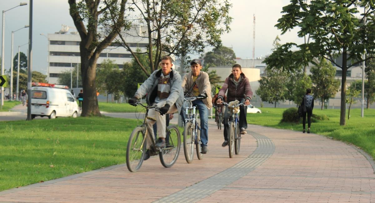 El 45% de los hurtos de bicicletas se da en las ciclorutas. Foto: Secretaría de Cultura