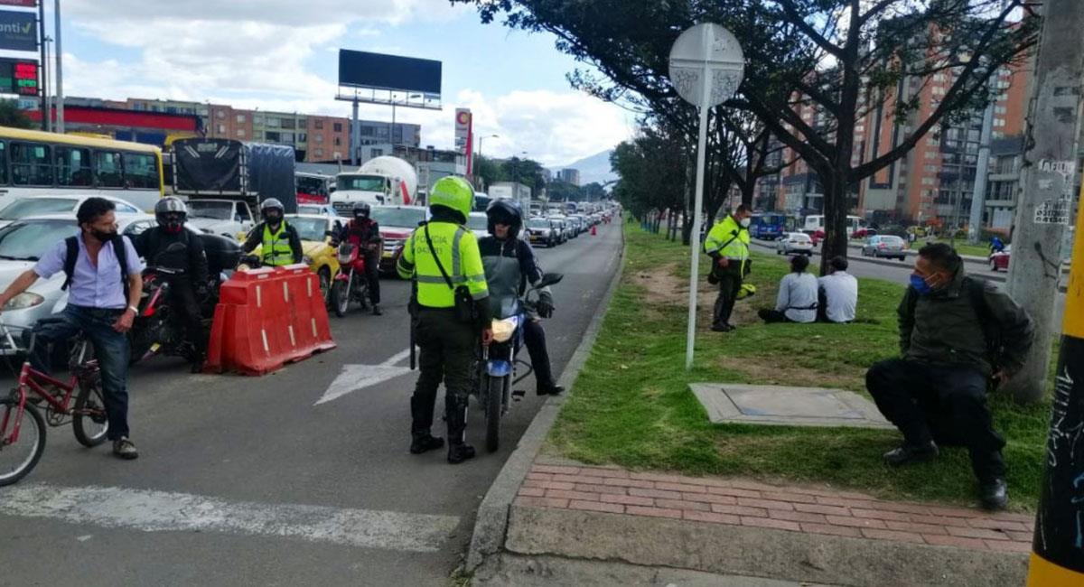 La movilidad estará monitoreada por las autoridades con varios operativos de seguridad. Foto: Twitter @SectorMovilidad