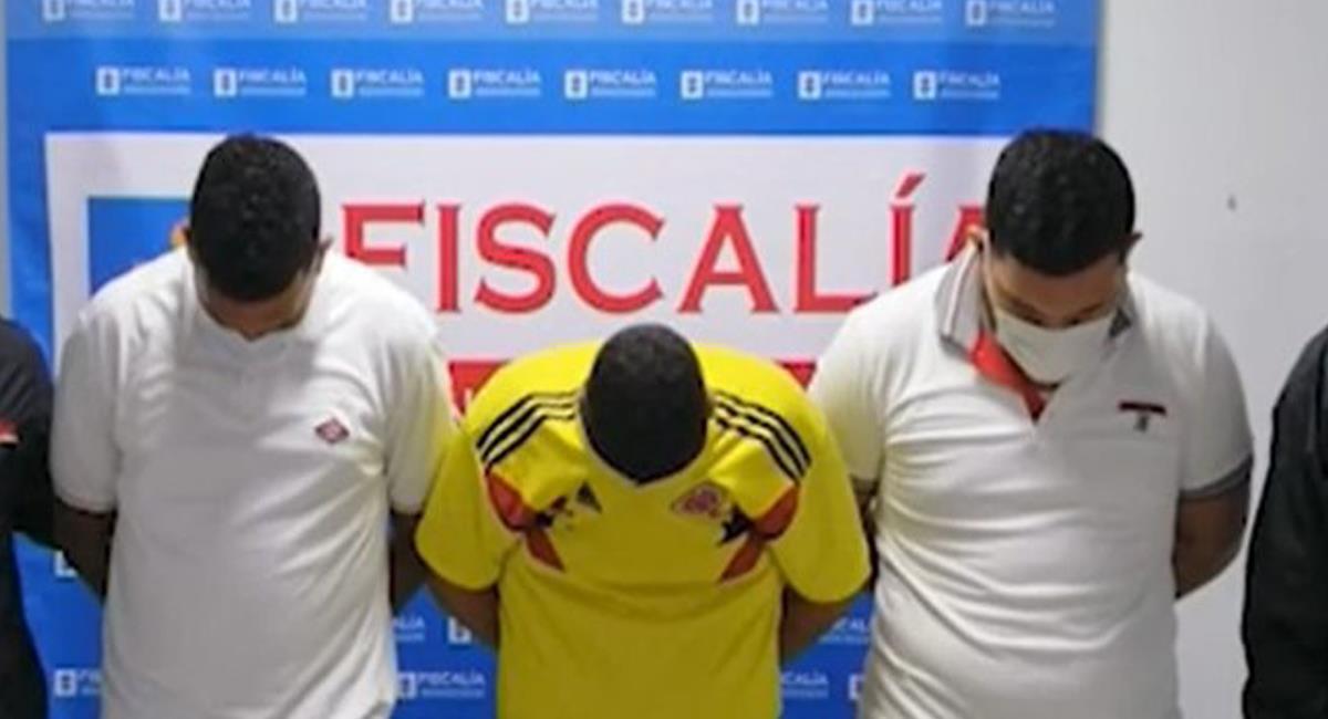 A la cárcel de Sabanalarga serán enviados los policías acusados de dar muerte a menor de edad en Cartagena. Foto: Twitter @NoticiasCaracol