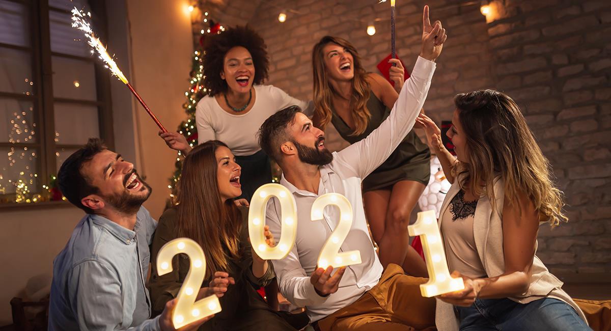 Año Nuevo colombiano: 7 tradiciones populares para finalizar el año. Foto: Shutterstock