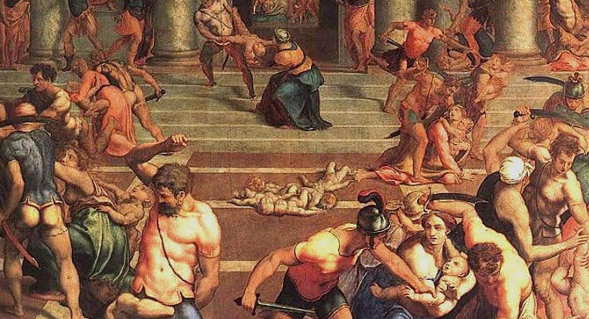 """El verdadero motivo del """"Día de los Inocentes"""". Foto: Vaticano"""