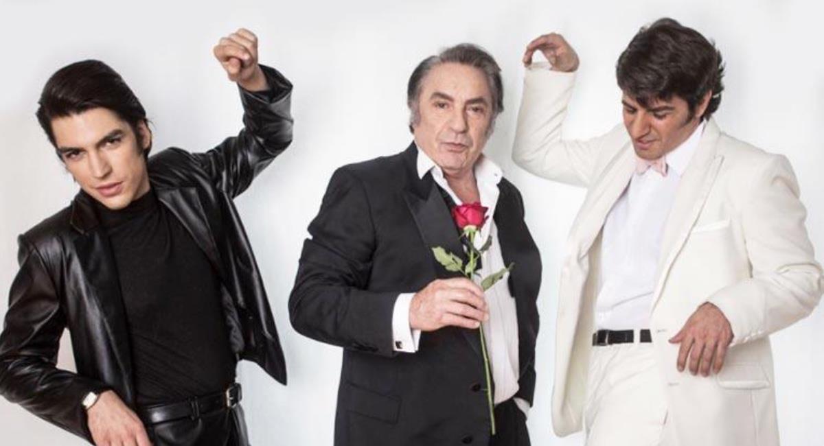 Una miniserie que cuenta todos los secretos del artista argentino. Foto: Caracol Televisión.