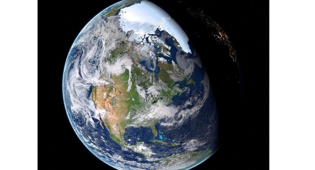 """La Tierra no se está moviendo más rápido, según los expertos está """"desacelerando"""". Foto: Pixabay"""