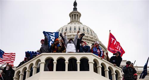 Rabia e indignación: Los famosos de EE.UU. reaccionaron al asalto en el Capitolio