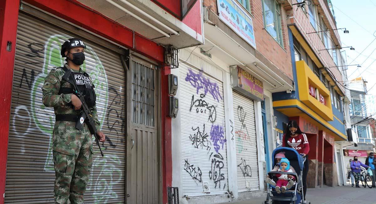 Ciudades con el 85 % de ocupación tendrán una movilización casi nula. Foto: EFE