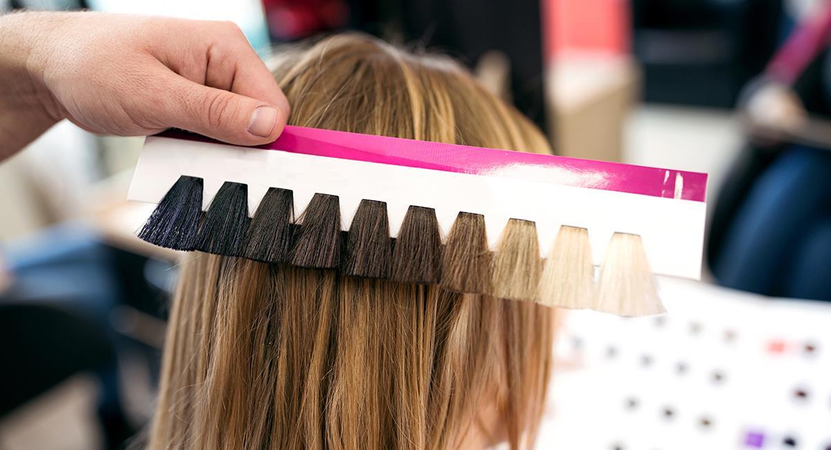 Estos son los 4 tintes para el cabello que serán tendencia en el 2021. Foto: Shutterstock