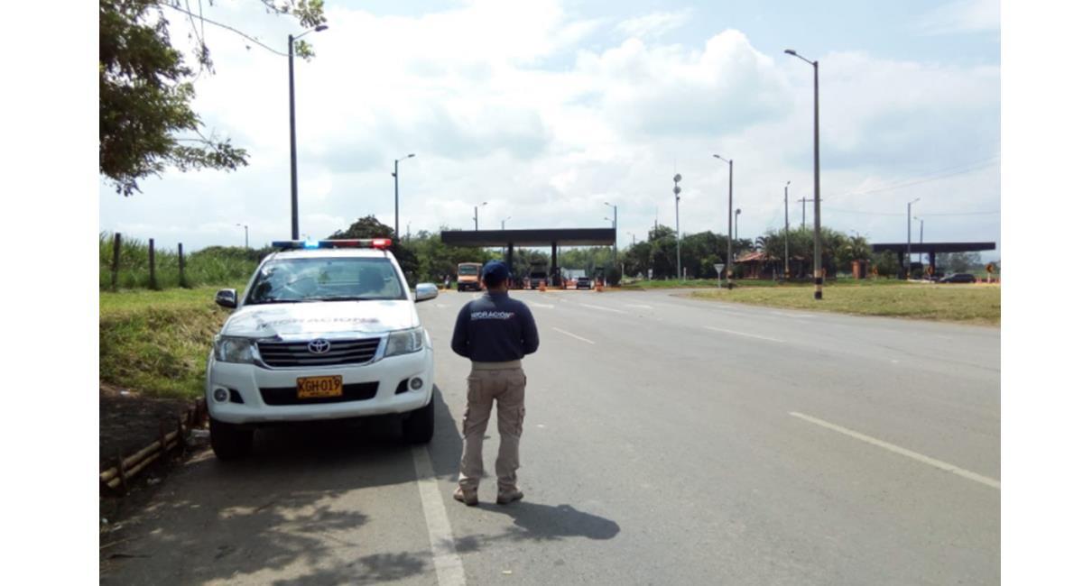 Las fronteras continuarán cerradas hasta el 1 de marzo del 2021. Foto: Twitter @MigracionCol
