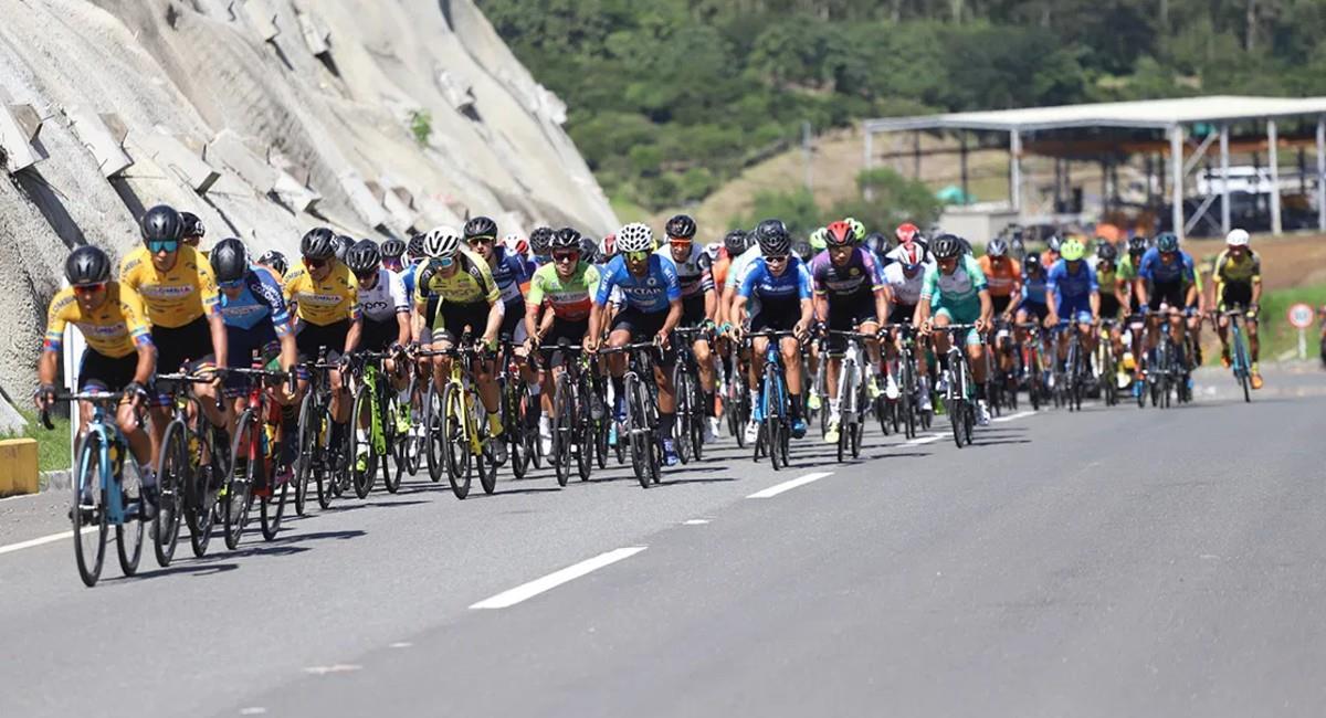 Así será el calendario 2021 de ciclismo en Colombia. Foto: Twitter @fedeciclismocol