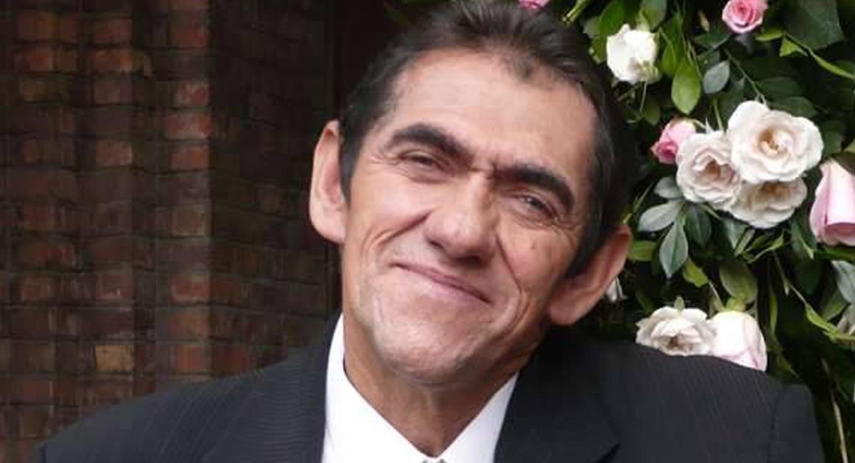 """El popular """"Mandíbula"""", Marcelino Rodríguez, se alejó de las cámaras debido al mal de Alzheimer que padece. Foto: Facebook El éxito Music"""