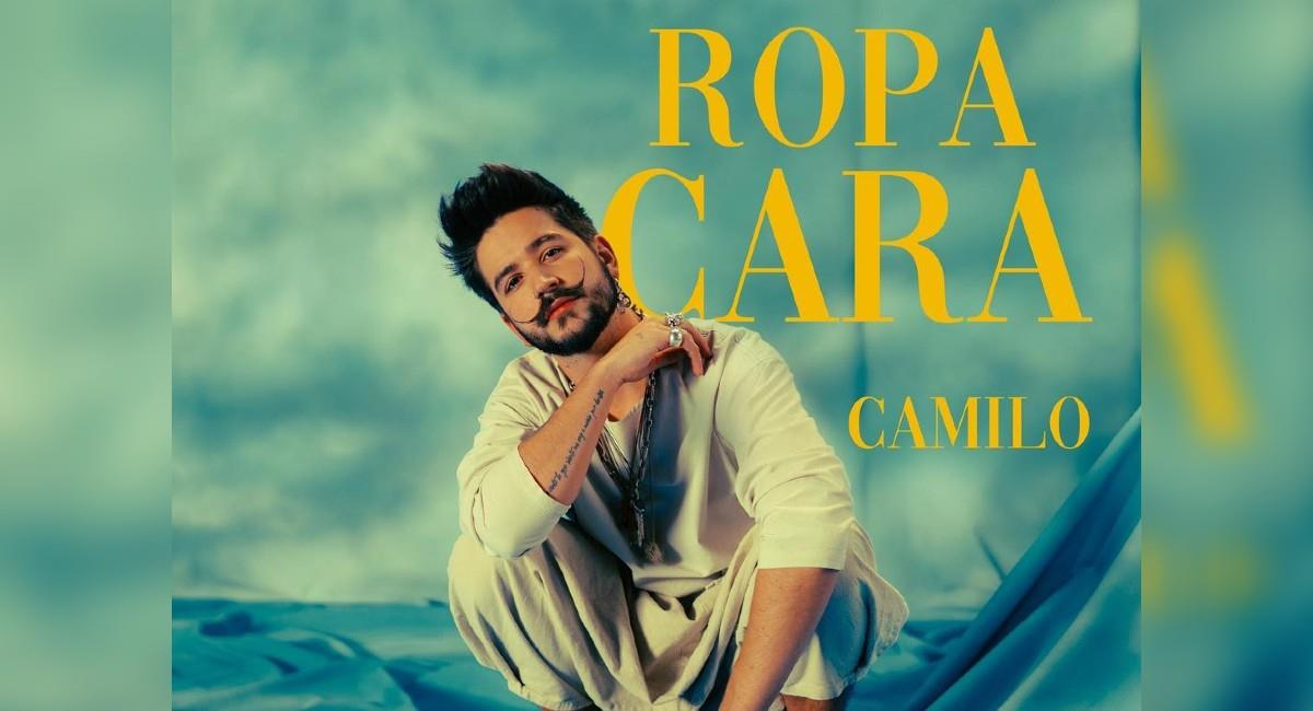 'Ropa Cara', lo nuevo de Camilo