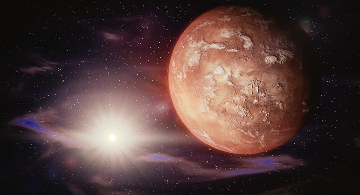 Marte y Urano se podrán visualizar desde Colombia, con telescopios. Foto: Pixabay