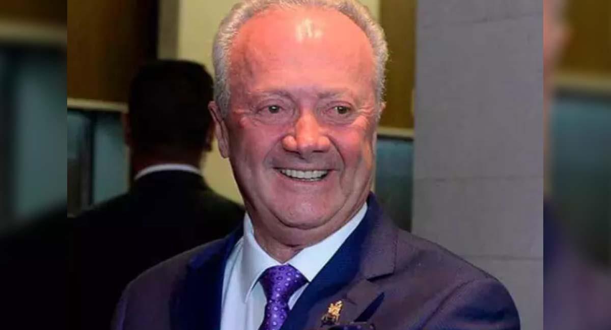 Arturo Calle, empresario colombiano. Foto: Twitter