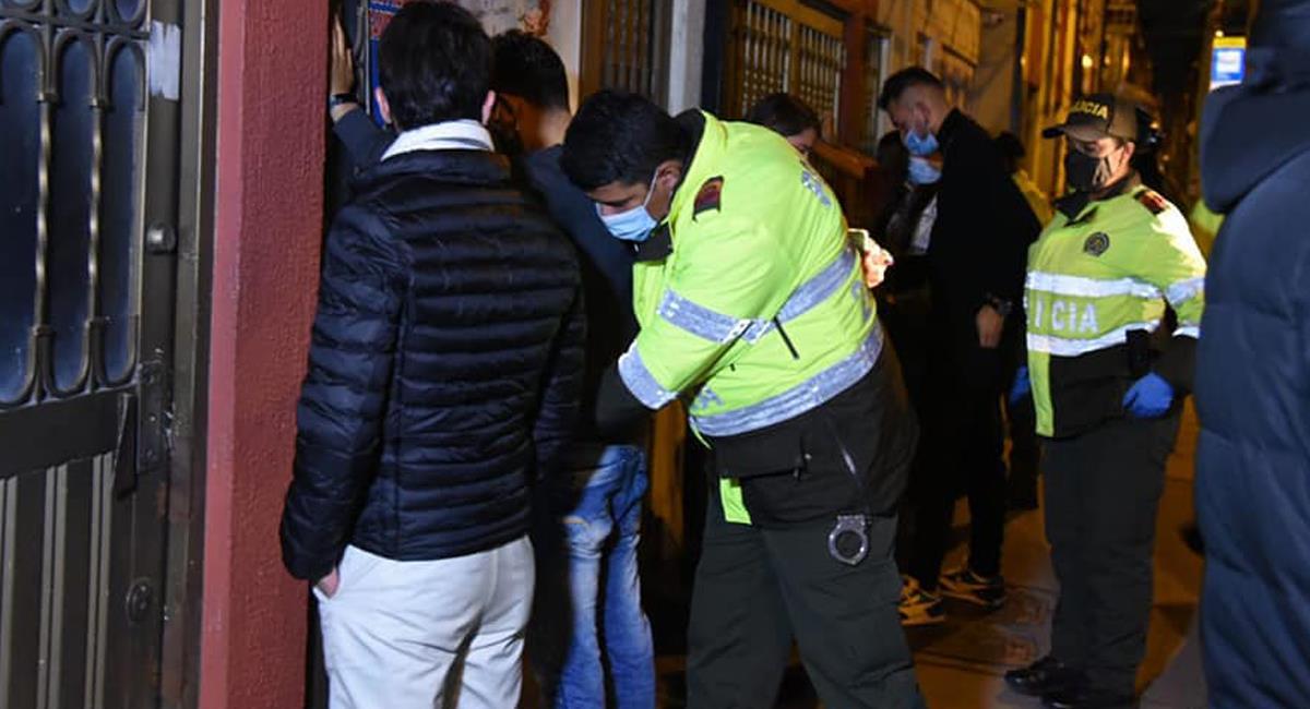 Las fiestas clandestinas son una de las principales preocupaciones de las autoridades en pleno segundo pico de la pandemia. Foto: Facebook Periódico de las Mujeres