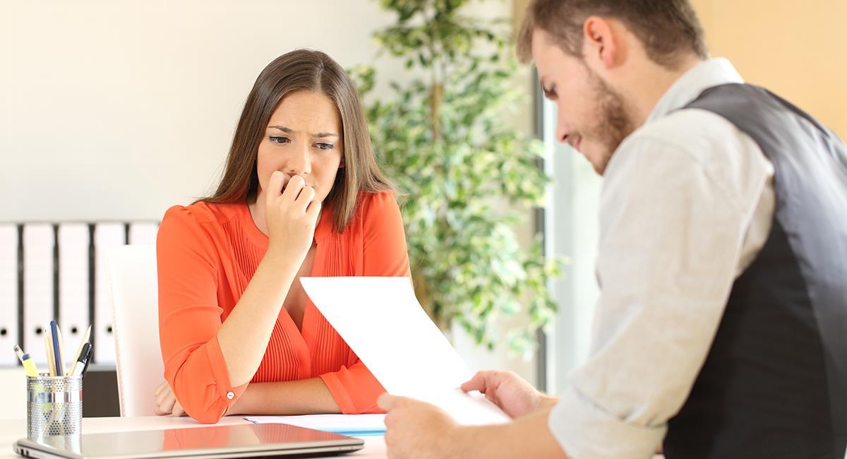 5 tips para superar el test psicotécnico en una entrevista de trabajo. Foto: Shutterstock