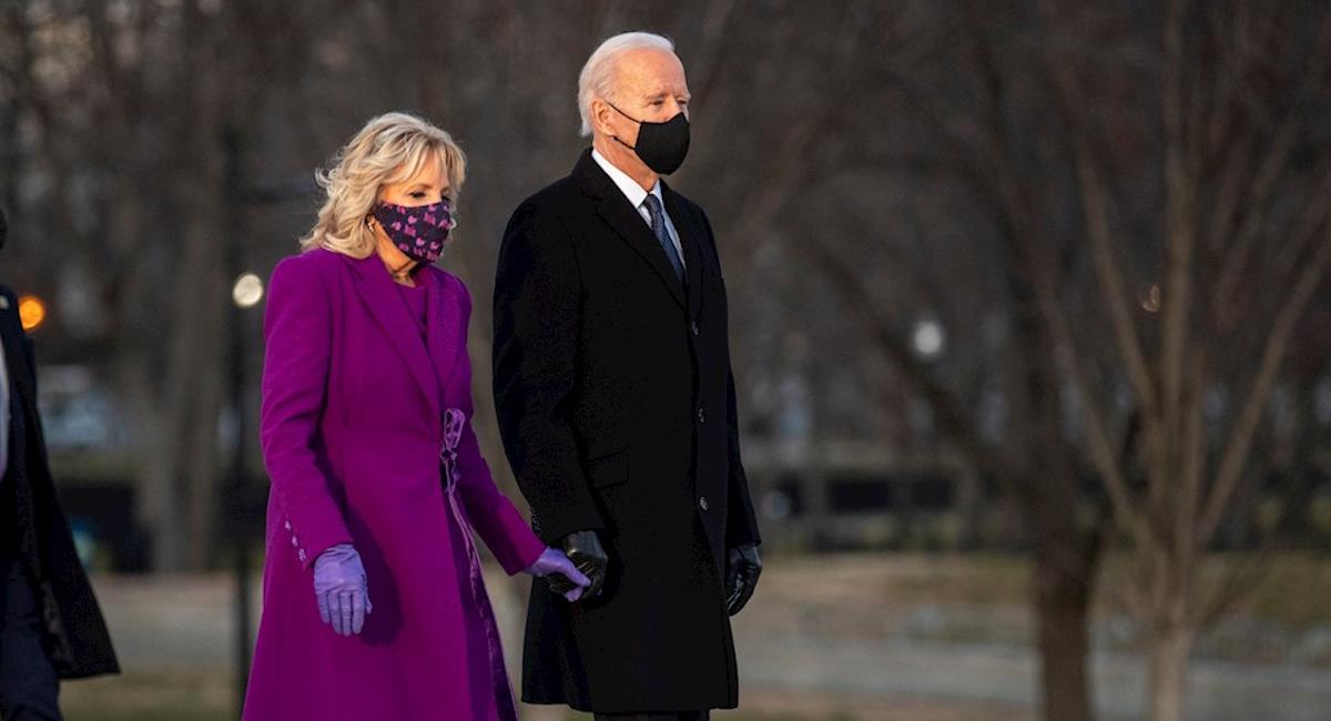Biden pondrá en marcha algunas medidas que Trump había abandonado. Foto: EFE