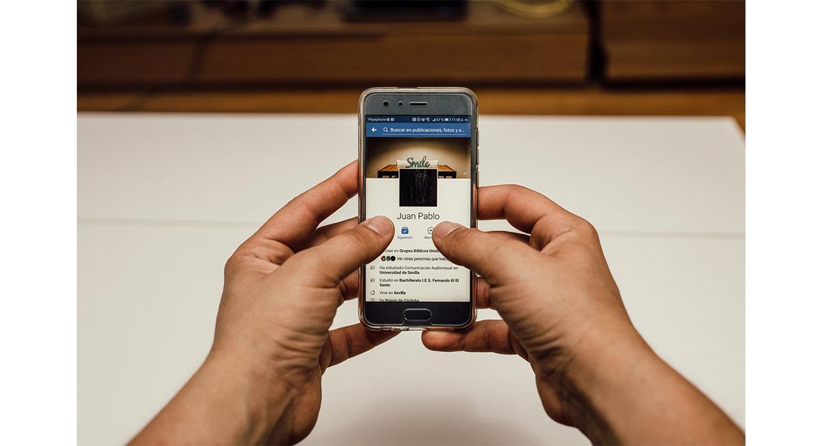La plataforma ahora expresará textos alternativos para usuarios con discapacidad visual. Foto: Pexels