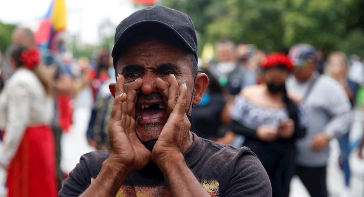 Comerciantes de las principales ciudades piden que se levanten las restricciones. Foto: EFE