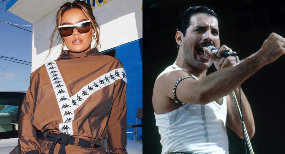 Fans de Karol G y Freddie Mercury se tomaron Twitter para definir quién era el mejor. Foto: Instagram