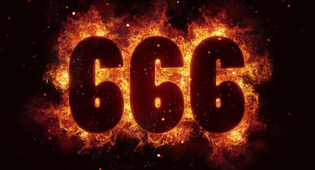 El número del mal: descubre el verdadero significado del 666. Foto: Shutterstock