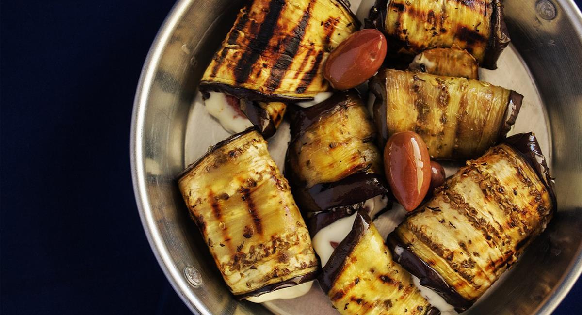 Cada porción de berenjenas puede contener solo 38 calorías y muchos beneficios nutricionales. Foto: Pixabay