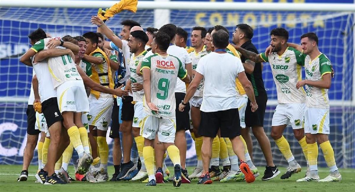 Defensa y Justicia hace historia y se corona campeón de la Copa Libertadores. Foto: EFE