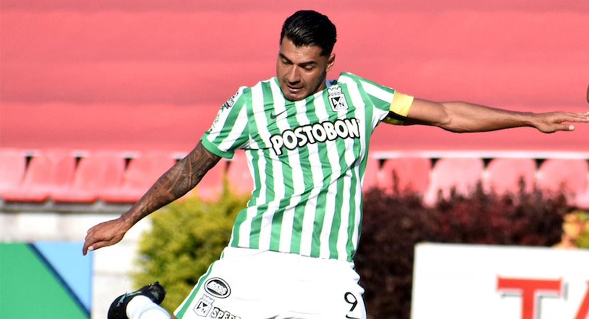 Jefferson Duque sigue siendo motivo de polémica en Atlético Nacional. Foto: Twitter @Dimayor