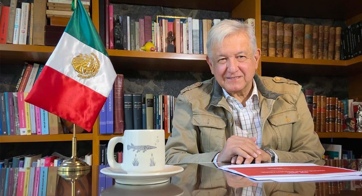 Andrés Manuel López Obrador, presidente de México. Foto: Twitter / @lopezobrador_