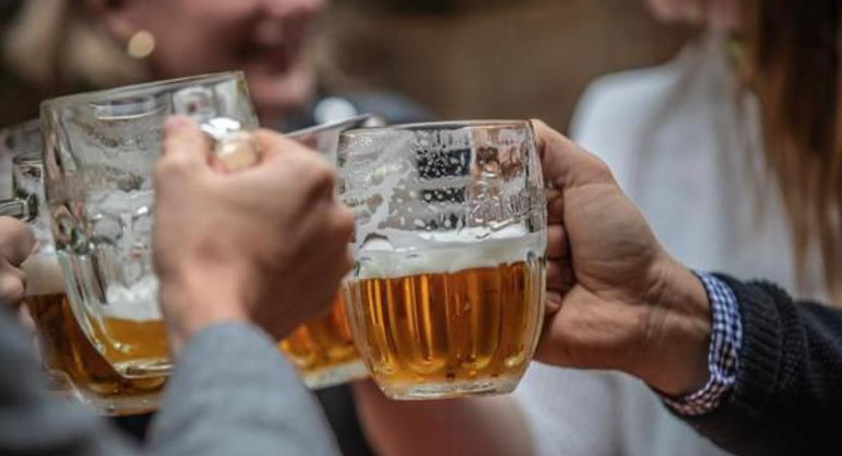 Los países sudamericanos lideran entre los menos alcohólicos. Foto: EFE