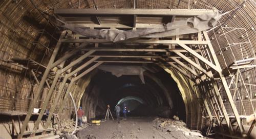 Túnel Línea Habilitada 28 enero