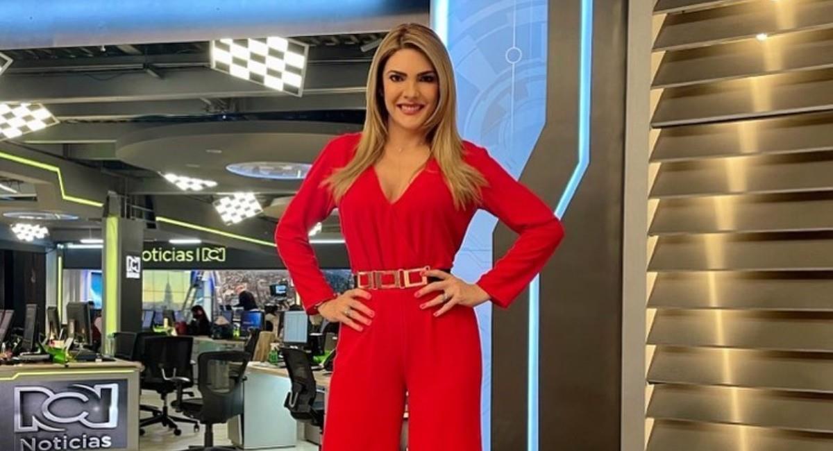 La presentadora dio detalles del motivo por el que no le parecen 'lindos' sus pies. Foto: Instagram