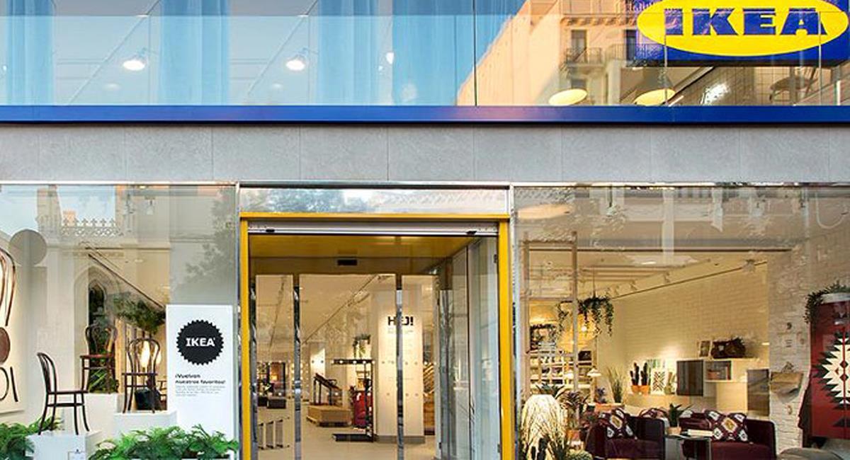 El prestigioso almacén sueco, Ikea, abrirá sus puertas en Colombia a partir del año 2023. Foto: Twitter @HablemosDDiseno