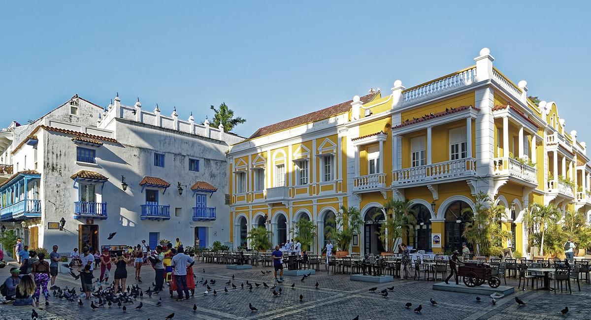 Estos son los 3 lugares históricos que debes conocer de Cartagena. Foto: Pixabay