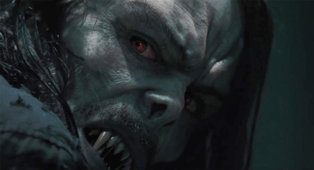 """""""Morbius"""" está ambientada en el universo de """"Spider-Man"""" y """"Venom"""". Foto: Twitter @MorbiusMovie"""