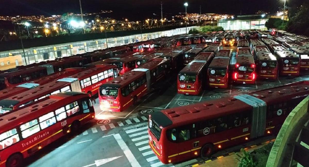 406 buses eléctricos entrarán al sistema de transporte de la capital. Foto: Alcaldía de Bogotá