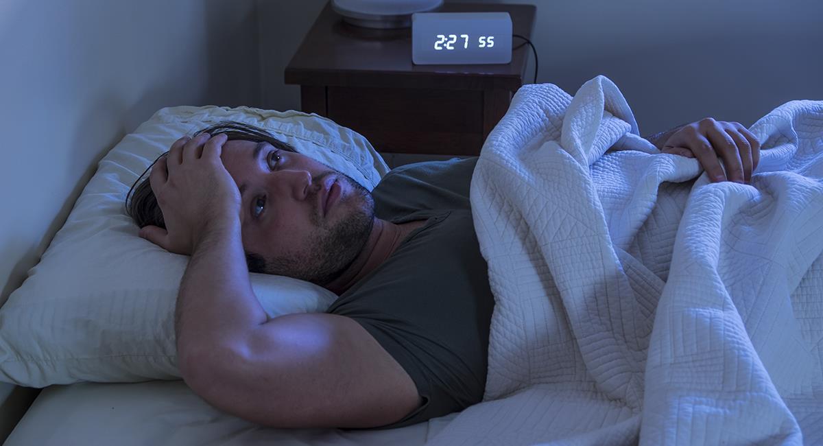 A dormir como bebé: 5 increíbles trucos para combatir el insomnio. Foto: Shutterstock