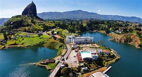 Turismo en Embalse de Guatapé dependerá de su nivel