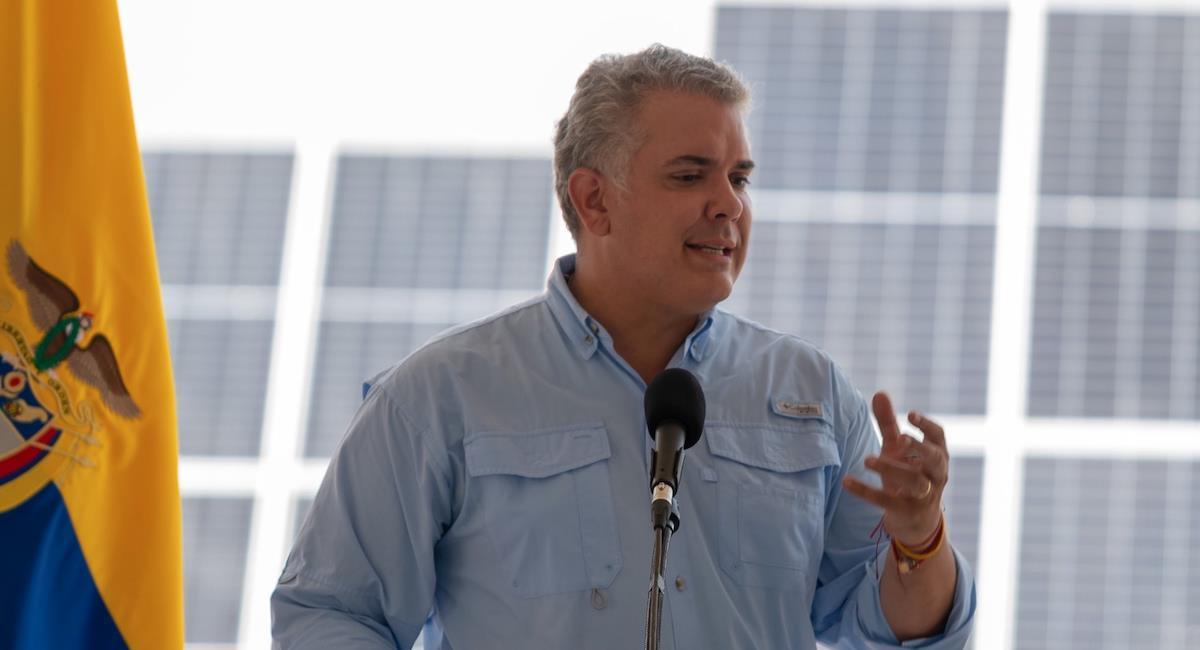 Gobierno muestra su compromiso con el Plan Nacional de Vacunación. Foto: Presidencia de Colombia