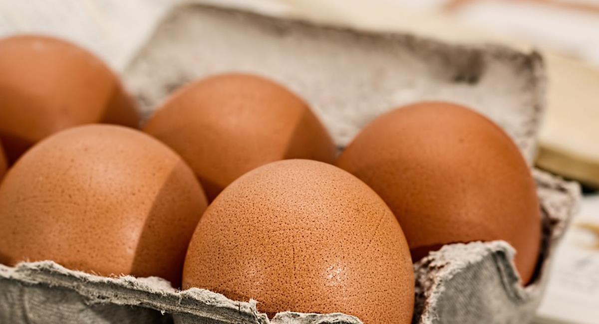 El huevo se ha convertido en la fuente de alimentación para miles de hogares colombianos en la pandemia. Foto: Pixabay