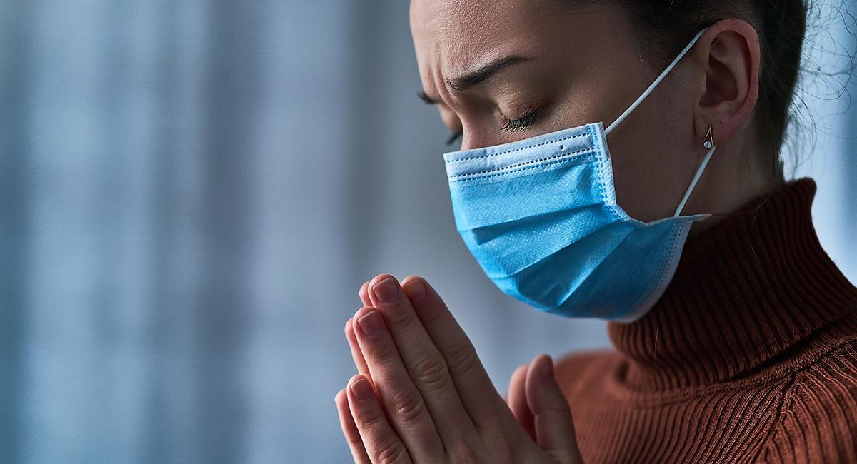 Poderosa oración para superar una enfermedad y recuperar tu salud. Foto: Shutterstock