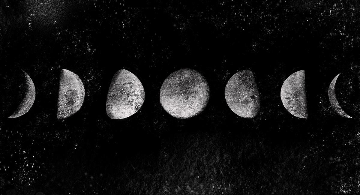 Sabías qué: las fases de la luna influyen en el sueño de las personas. Foto: Shutterstock