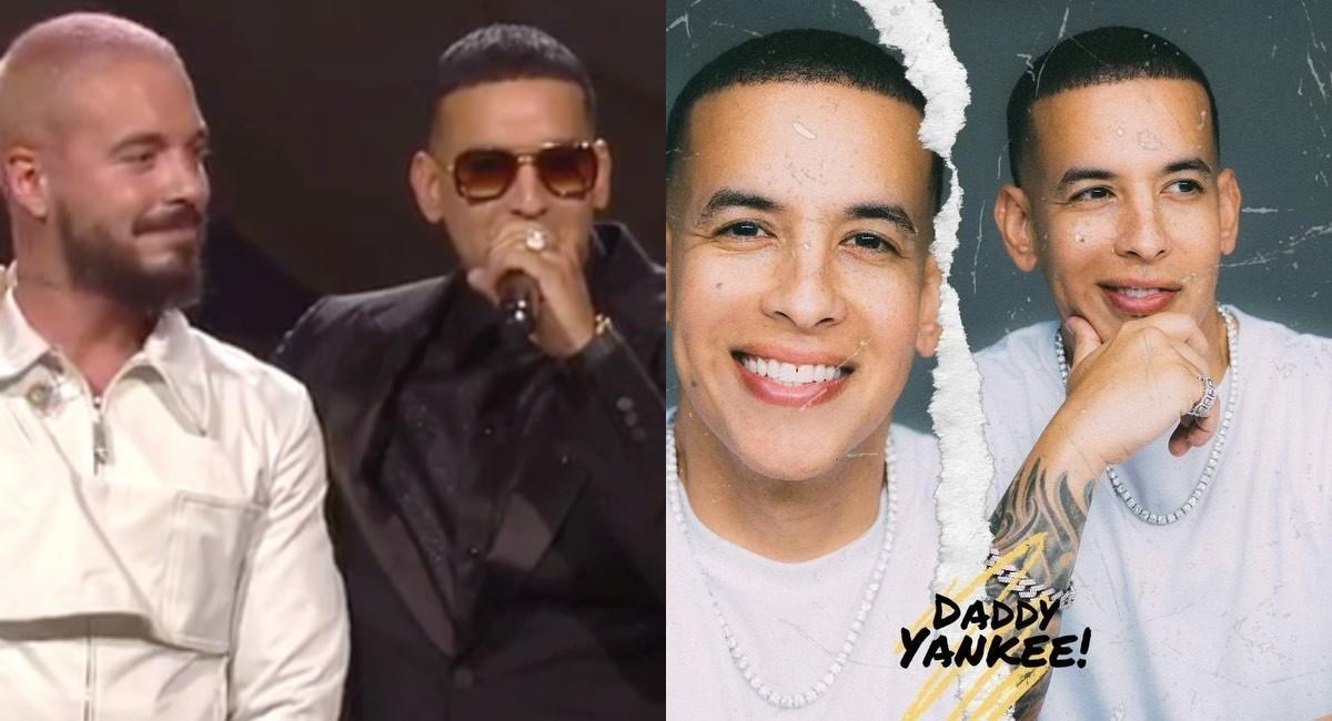Balvin celebra el cumpleaños de Daddy Yankee con una foto de los dos y un emotivo mensaje. Foto: Instagram