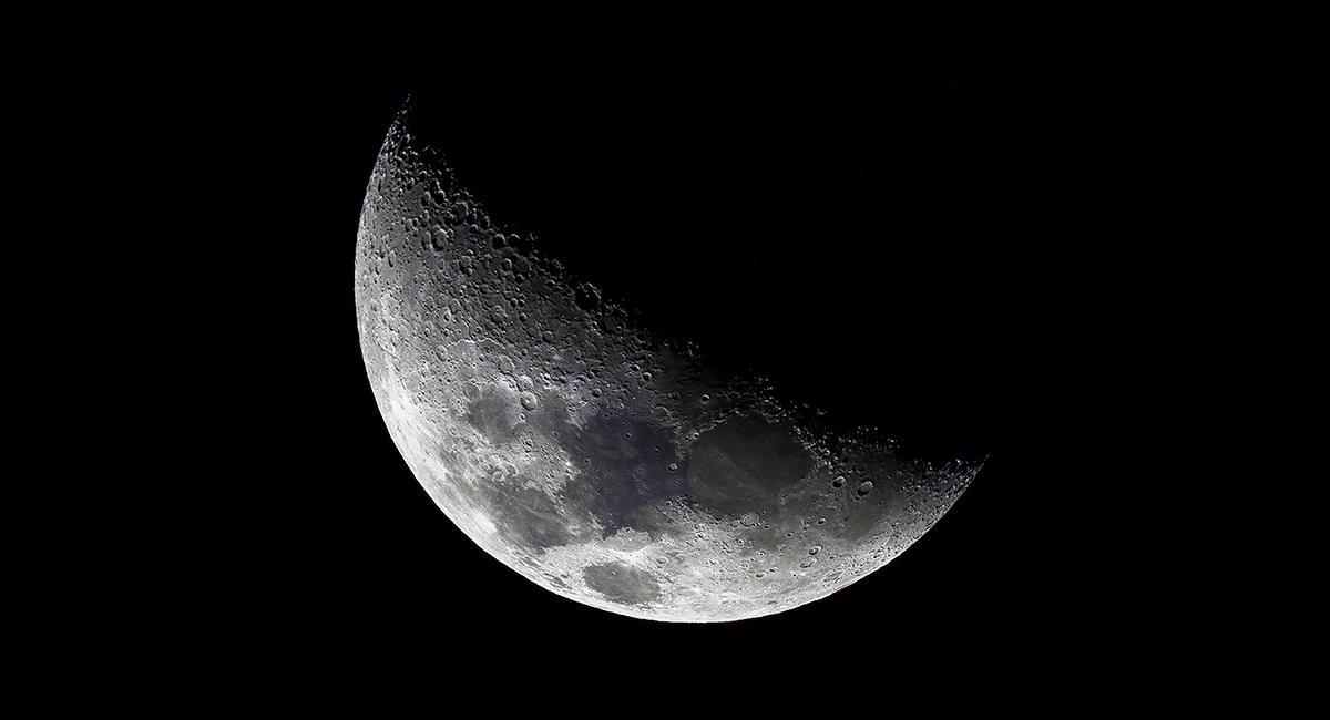 Ritual de 5 pasos para hacer en noches de luna menguante. Foto: Shutterstock