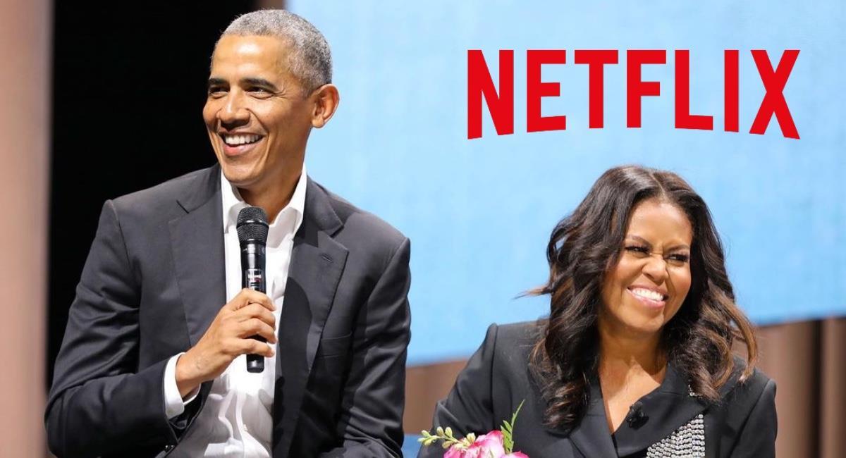 Un 2021 lleno de nuevo contenido para Netflix. Foto: Instagram @michelleobama.